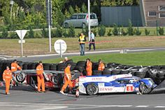 Anthony Davidson flies home after Le Mans Crash
