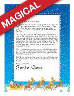 Printable Santa Letters! 20+ designs!