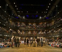 Royal Shakespeare Company Theatre, Stratford-on-Avon, England. I've been here & it's amazing!
