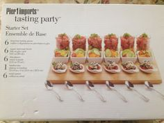 EatingEclectic: Hosting a Tasting Party