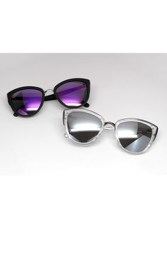 28e53c6aa18 My Girl Sunglasses Clear - Sunglasses - Accessories