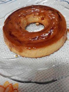 Pudim de ovos e leite condensado yammi Doughnut, Desserts, Food, Sweet Recipes, Delicious Desserts, Condensed Milk, Cooking, Tailgate Desserts, Postres