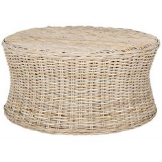 Lowes online - getting more expensive though - $213 (Safavieh Fox Home Natural Bamboo Round Coffee Table)