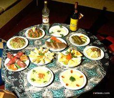 /comida arabe.