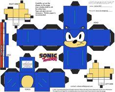 Sonic Cubeecraft