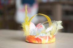 Petit Panier de Pâques. - Le blog de Lau Demoizelle : Vie de Maman