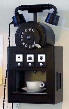Coffeephone
