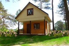 O nas Shed, Outdoor Structures, Cabin, House Styles, Home Decor, Decoration Home, Room Decor, Cabins, Cottage
