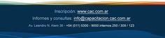 http://app.dyncontact.com.ar/in/mailing/6075@60E35B04334E4917AF56B2982A7E62A3 La Cámara Argentina de Comercio informa que está abierta la inscripción para los Cursos Presenciales de Capacitación no arancelados orientados hacia el Comercio y los Servicios para el mes de Noviembre