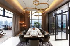 The Emporium Suites Penthouse, Bangkok submitted by DWP