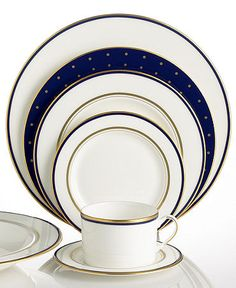 Love this Kate Spade place setting.
