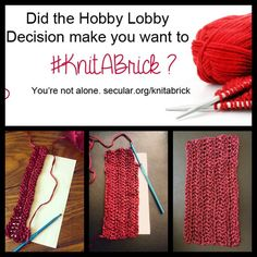 Secular #craftivist Cyndi provided us with a lovely image set of her process crocheting her brick. Thanks! #KnitABrick