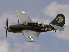 Helldiver looking for target.