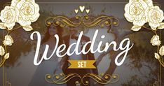 Wondershare Filmora 9 Effect Pack *********************************** Wedding Set Effect Pack ******************************************* 🚧 View System Requi. Wedding Invitation Background, Funny Wedding Invitations, Wedding Sets, Wedding Themes, Dream Wedding, Wedding Welcome Board, Animation Maker, Credit Card Design, How To Make Animations