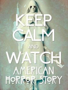 @Mrrpmurphy had me at Nip/Tuck and now am a slave to American Horror Story. Creators brilliant mind.