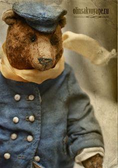 Olga Zharkova teddy bears