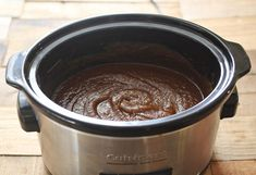 I'm totally going to make this overnight pumpkin butter!