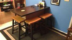 Another bar table idea.