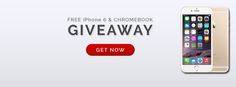 iPhone 6 giveaway from dealhero