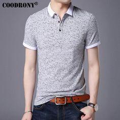 35d4647dc8ce Collar Top Home Casual Print Tee Short Sleeve T Shirt Men Clothing Slim Fit  Cotton T-Shirt