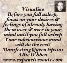 Visualization Subconscious Mind, Focus On Yourself, How To Fall Asleep, Mindfulness, Feelings, Inspiration, Biblical Inspiration, Consciousness, Inspirational
