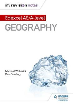 """Read """"My Revision Notes: Edexcel AS/A-level Geography"""" by Michael Witherick available from Rakuten Kobo. Exam Board: Edexcel Level: AS/A-level Subject: Geography First Teaching: September 2016 First Exam: June 2017 Target suc. A Level Subjects, Revision Notes, Geography, Audiobooks, Ebooks, This Book, Teaching, Education, Dan"""