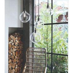 Roost Glass Bubble Lamps & Edison Candelabra Bulbs – Modish Store
