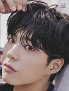 ELLE Korea - August 2015/ park bo gum