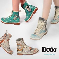 """Wir wünschen euch eine angenehme Woche!  DOGO Boots - Koala: http://www.dogo-shoes.com/DOGO-Bootz-koala DOGO Boots - Feel the rain: http://www.dogo-shoes.com/DOGO-Bootz-feel-the-rain DOGO Boots - Wild west: http://www.dogo-shoes.com/DOGO-Bootz-wild-west Instagram: @dogogermany #dogogermany""  #vegan #veganshoes #vegetarian #vegetarianshoes #printedshoes #designedshoes #fashion #trend #trendy #shoe #shoes #girl #girls #fashion2015 #trend2015"