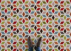 Retro Vinyl Tegels : Best retro vinyl flooring images retro vinyl flooring flats