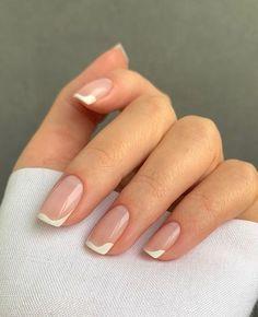Opi Nails, Nude Nails, Nail Manicure, Nail Polish, Color French Manicure, French Nails, French Makeup, Beauty Skin, Beauty Makeup