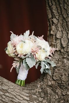 Seriously romantic bouquet. These Buds A Blooming