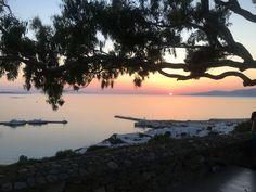 180 sunset bar, Mykonos. Amazing view!