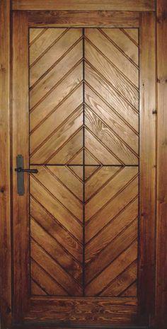 Haustüren aus Massivholz in Österreich   Rusticatio Türen und Fenster Timber Door, Armoire, Tall Cabinet Storage, Fancy, Doors, House, Furniture, Home Decor, Wood Windows