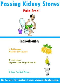 kidney cleanse detox How to Prevent and Get Rid of Kidney Stones Naturally - You are about to learn what are the kidneys, how do they functions, what causes kidney problems, what are kidney stones and how to prevent and get rid of kidney stones. Detox Juice Recipes, Cleanse Recipes, Smoothie Recipes, Kidney Detox Cleanse, Juice Cleanse, Stomach Cleanse, Cleanse Diet, Gallbladder Cleanse, Natural Detox Drinks