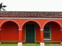 Tlacotalpan, Veracruz. México. Patrimonio Cultural de la Humanidad.