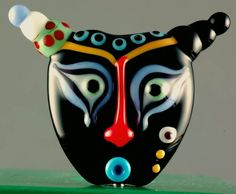 Laurie Geller Handmade Lampwork Glass by LaurieGeller on Etsy