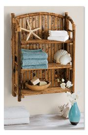 ARTISAN CRAFTED BAMBOO STORAGE