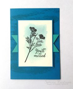 Stampin' Up!'s Wild About Flowers