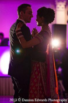 indian wedding photography dance bride groom http://maharaniweddings.com/gallery/photo/12522