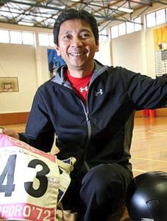 Ben Nanasca, together with his cousin Juan Cipriano were Filipino alpine skiers who represented the country at the 1972 Winter Olympics in Sapporo, Japan. #kasaysayan