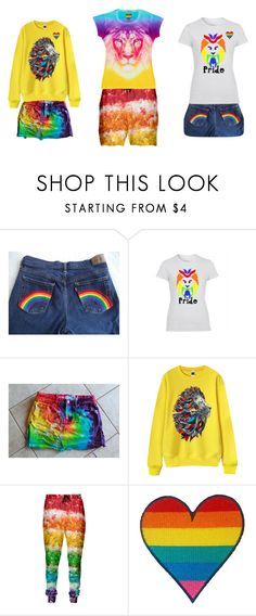 Lions After Slumber by kateduvall on Polyvore