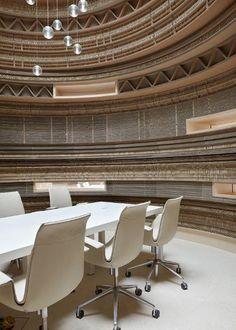 rabobank, utrecht by sanders architecten.