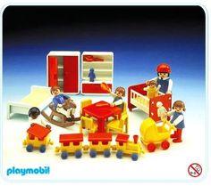 Playmobil guardería