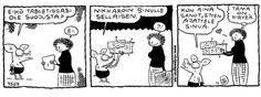 Viivi ja Wagner Peanuts Comics