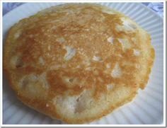pancake recipe w/no milk