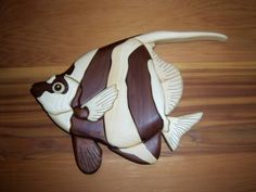 angel fish - Scroll Saw Woodworking & Crafts Photo Gallery