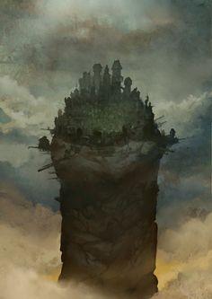 Sandman's castle
