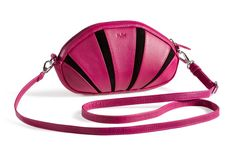 Sunrise Fuchsia structure Small | Sunrise | Collection | by-Lin Bags & Accessoires