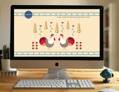 """Check out new work on my @Behance portfolio: """"Pasta Show Web design"""" http://be.net/gallery/51452313/Pasta-Show-Web-design"""